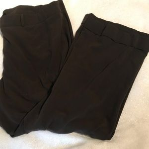 Maggie Barnes Brand Brown Dress Pants